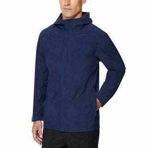 32 Degrees Men's Rain Jacket, Navy